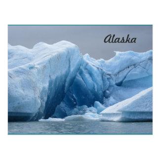 Alaskan Iceberg Postcard