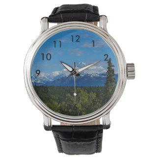 Alaska's Mt. McKinley Watch