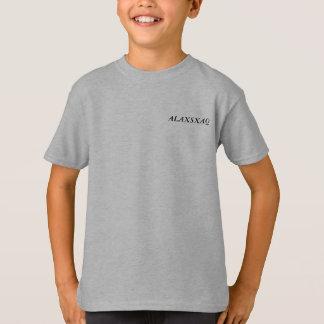 ALAXSXAQ - Kids - Humpback Whale Graphic- TShirt