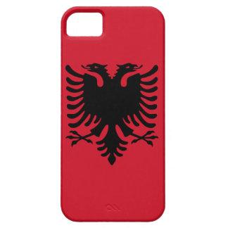Albania Flag iPhone 5 Case