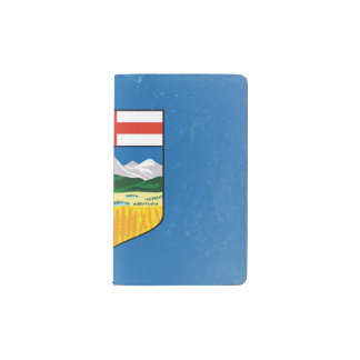Alberta Pocket Moleskine Notebook