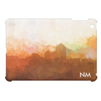 Albuquerque New Mexico Skyline IN CLOUDS Case For The iPad Mini