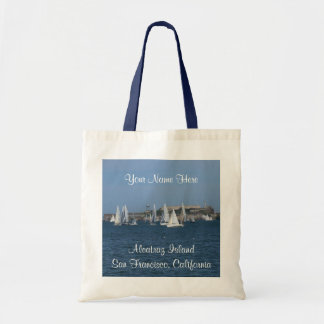 Alcatraz Island – San Francisco #4 Tote Bag