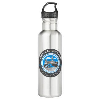 Alcatraz Swimmer stainless steel bottle
