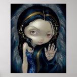 Alchemical Angel 5 ART PRINT gothic fairy alchemy