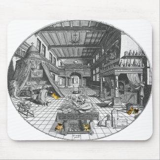 Alchemist mousepad