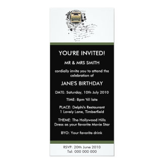 Alchemy of Writing Personalized Invites