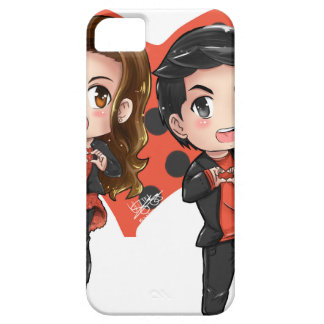 alden maine dance.jpg barely there iPhone 5 case