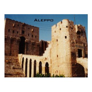 Aleppo Postcard