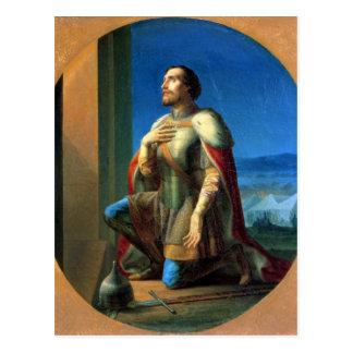 Alexander Nevsky Prince of Novgorod Postcard