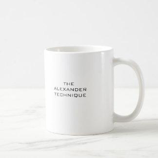Alexander Technique Mug