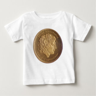Alexander the Great, king of Macedonians Baby T-Shirt