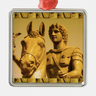 ALEXANDER the Great :  Vintage Alexanderia Christmas Ornament