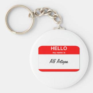 Alf Artigan Key Ring