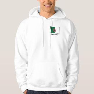 Algeria – Algerian Flag Hoodie