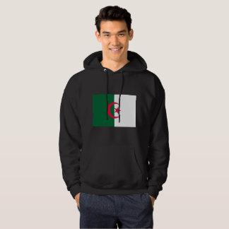 Algeria Flag Hoodie