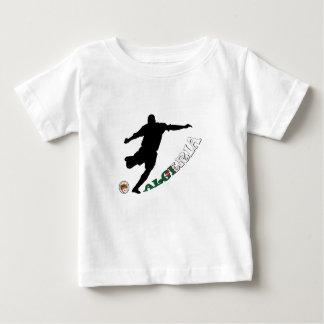 Algeria Soccer Baby T-Shirt