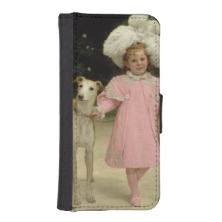 Alice Antoinette de la Mar, aged five