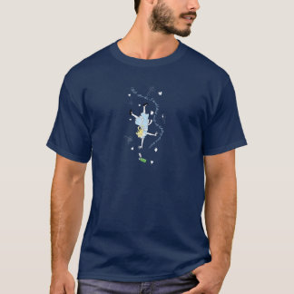 alice dow the rabbit hole T-Shirt