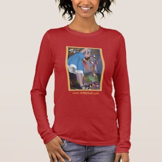 Alice Flying Cards Shirt