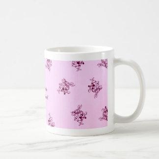 """""""Alice in the Wonderland"""" story book designed mug"""