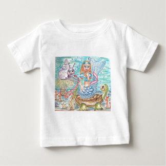 Alice in Water Wonderland Tee Shirt