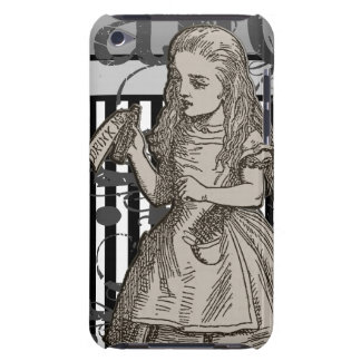 Alice In Wonderland Barely There iPod Case