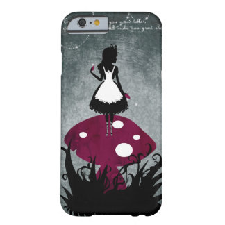 Alice in Wonderland iPhone 6 case Barely There iPhone 6 Case