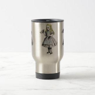 Alice in Wonderland Magic Drink Me Bottle Mug