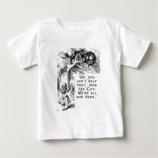 Alice in Wonderland - We're all mad here Shirt