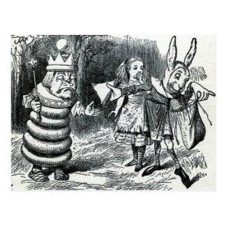 Alice s Adventures in Wonderland Post Card