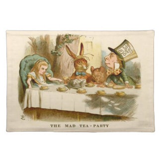 Alice & The Mad Tea Party - Placemat