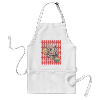 Alice's Evidence Aprons