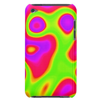Alien abstract art case for iPod iPod Touch Cases