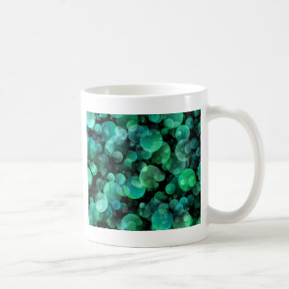 Alien Camo Green Coffee Mug