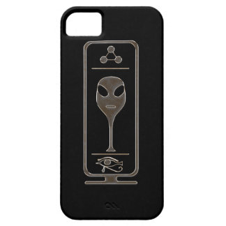 Alien Cartouche iPhone 5 Cover