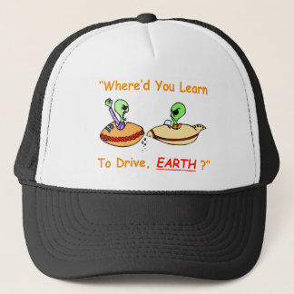 Alien Fender Bender Hat