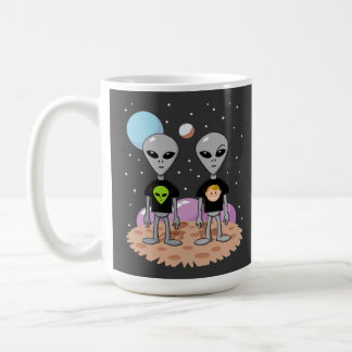 Alien Irony Mug