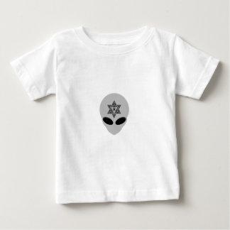 Alien Merkabah Baby T-Shirt