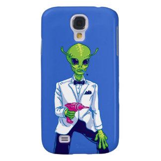 Alien Secret Agent Galaxy S4 Cover