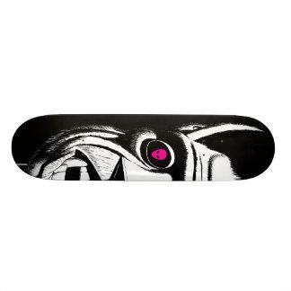 Alien Space Monkey Skateboard