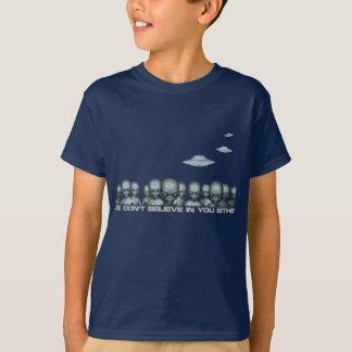 Alien T-Shirt  Majestic Alien Interogation Unit
