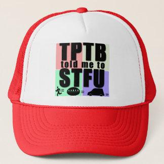 Alien UFO Humor Trucker Hat
