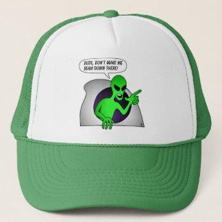 Alien &UFO Tshirts & Apparel Trucker Hat