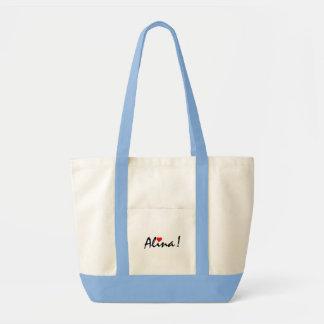 Alina IV Tote Bags