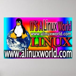 alinuxworld tydie poster