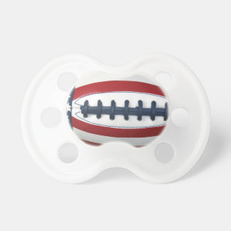All-American Baby Football Pacifier! Dummy