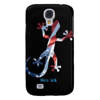 All American Hawaiian Gecko Galaxy S4 Case