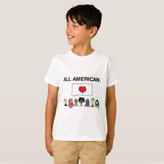 All American Kid's T-Shirt