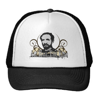 """All hail the king"" Cap"